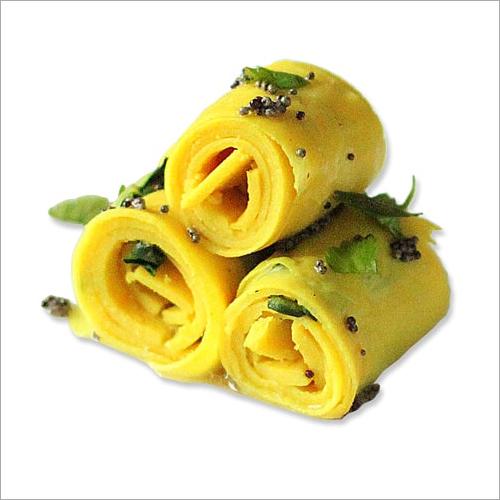 Ready To Eat Khandvi Rolls