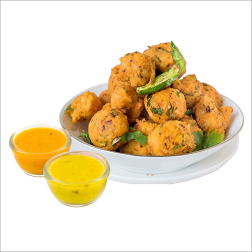 Ready To Eat Fried Bhajiya