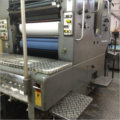 1995 Heidelberg SORMZ Offset Printing Machine