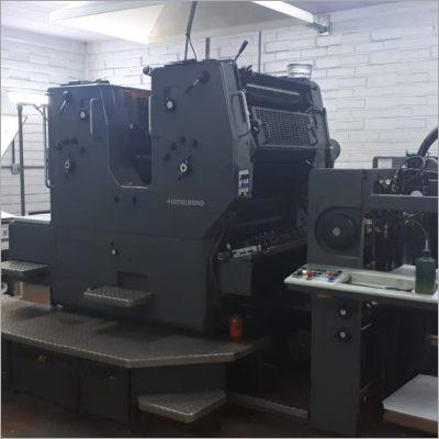 1996 Heidelberg SORMZ Offset Printing Machine