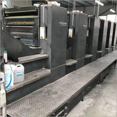 1999 Heidelberg SM 102 8 Color Offset Printing Machine