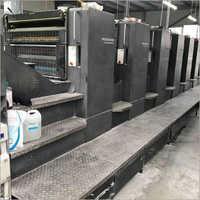 1999 Heidelberg SM 102 8 Color Offset Printing Machine