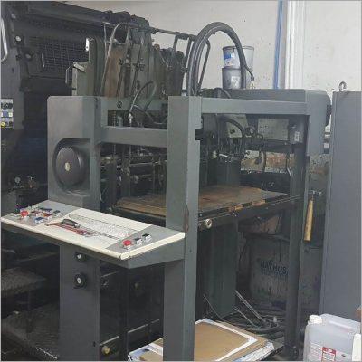 1999 Heidelberg SORMZ Used Offset Printing Machine