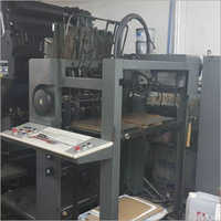 1999 Heidelberg SORMZ Used Offset Printing Machine