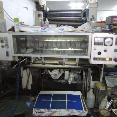 Komori Excel 432 Used Offset Printing Machine