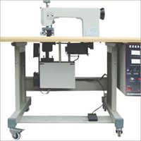 Ultrasonic Non Woven Bag Sewing Machine