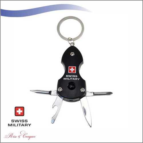 Swiss Military Multitool Keychain (MT1)