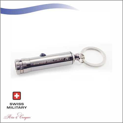 Swiss Military LED Torch Keychain (KM4)