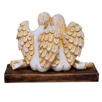 Home Decoration Love Angle Resin Statue