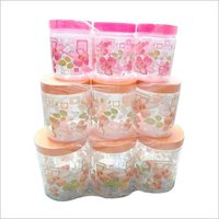 Household Plastic Container