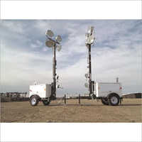 Mobile Lighting Tower