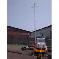 DG Mounted Lighting Tower