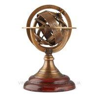 World Globe – Brass Armillary Zodiac (Mini)