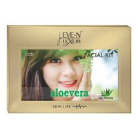 EVE-N LUXURY FACIAL KIT 6 IN 1 ALOEVERA WT. 320 G + 15 ML