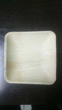 Disposable Areca Square Plate
