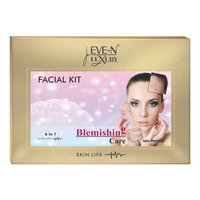 EVE-N LUXURY FACIAL KIT 6 IN 1 BLEMISHING WT. 320 G + 15 ML