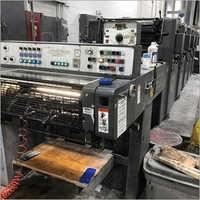 1987 Heidelberg MOVH MOV MOFH MOF Offset Printing Machine