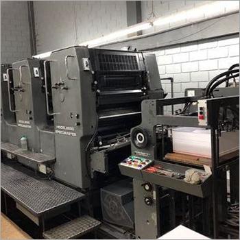 1987 Heidelberg SM 72 V Heidelberg Speedmaster 72 Offset Printing Machine