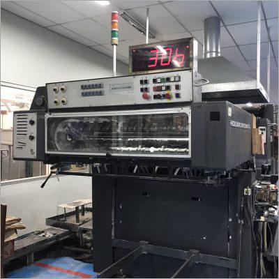 1990 Heidelberg SM 102 F+L Offset Printing Machine