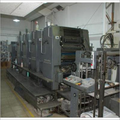 1992 Heidelberg SM 72 V Heidelberg Speedmaster 72 Offset Printing Machine