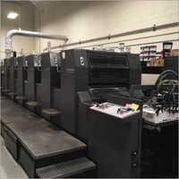 1996 Heidelberg Speed Master 74 S+L Offset Printing Machine