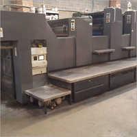 1999 Heidelberg SM 74-5H+L Offset Printing Machine