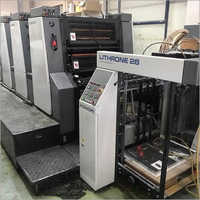 1999 Komori Lithrone 426 Offset Printing Machine