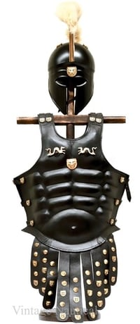 Armour \\342\\200\\223 Corinthian Leather Body Armour