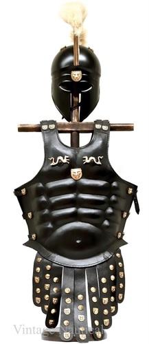 Armour  Corinthian Leather Body Armour