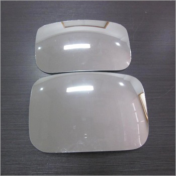Bus Rear View Mirror Glass (Only Mirror Plate)