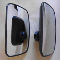 Wide Angle Blind Spot Mirror Glass