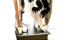Armour – Medieval Knight Full Body (Steel Alloy)