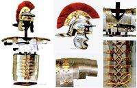 Armour – Roman Lorica Segmentata (Steel Alloy)
