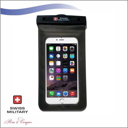 Swiss Military Small Multi-Purpose Waterproof Mobile Case (MP1)