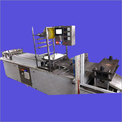 AU-35 Blister Packing Machine