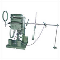 2HP Auto Paper Tube Rough Cutter Machine