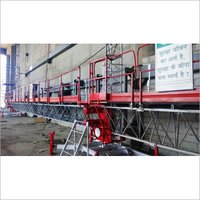 Rack and Pinion Mast Climbing Work Platform Europa