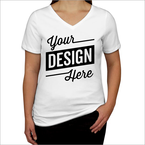 Ladies  Printed T-Shirt