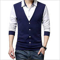 Mens Stylish Full Sleeves T-Shirt