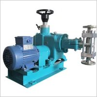 Positive Displacement Metering Pumps