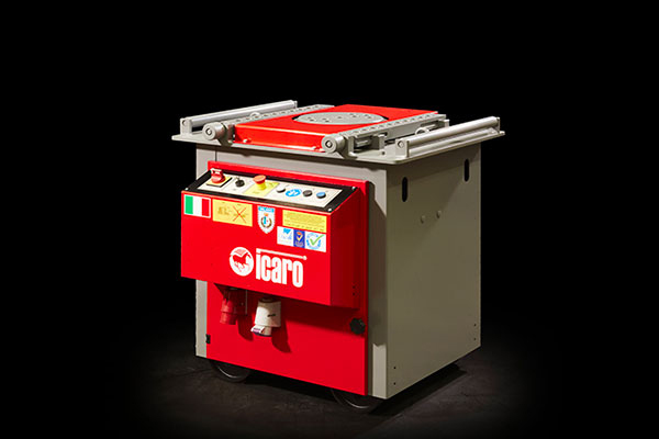 TMT Bar Bending Machine