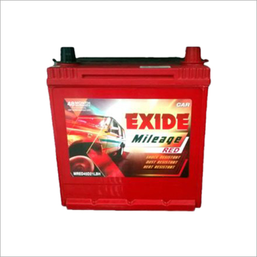 Car Exide Battery
