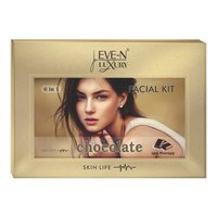EVE-N LUXURY FACIAL KIT 6 IN 1 CHOCOLATE WT. 320 G + 15 ML