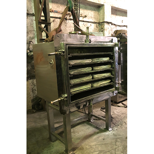 Vacuum Tray Dryer Tray