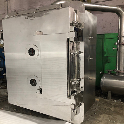 Vacuum Tray Dryer 96 Tray Capacity