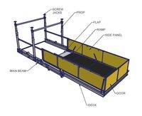 Retractable Loading Platform Superdeck