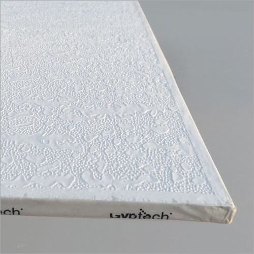Vinyl Laminated MPL Backing Gypsum Ceiling Panel