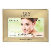 EVE-N LUXURY FACIAL KIT 6 IN 1  NATURALIST WT. 320 G + 15 ML