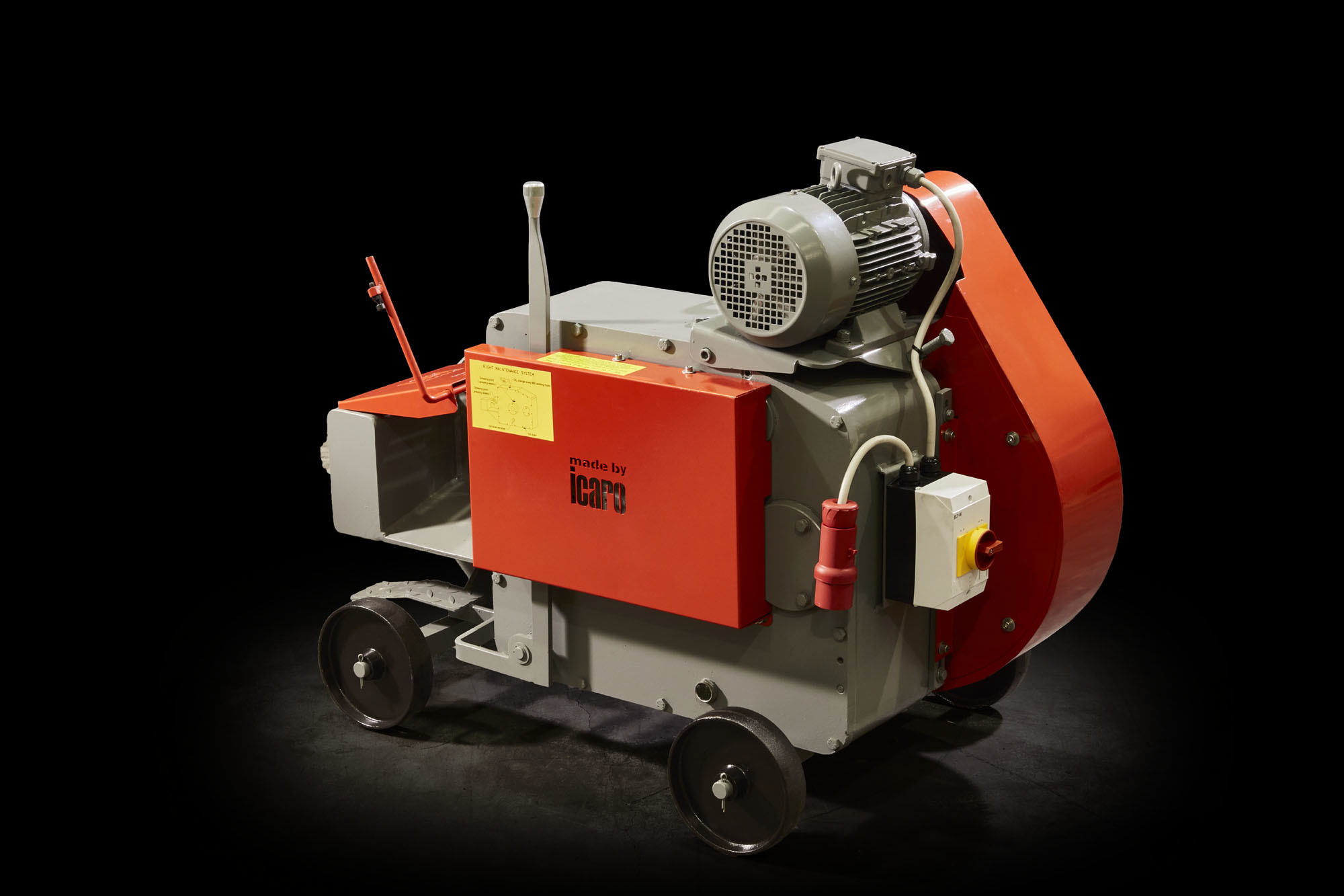 Bar Cutting And Bending Machine