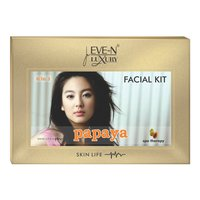 EVE-N LUXURY FACIAL KIT 6 IN 1  PAPAYA WT. 320 G + 15 ML